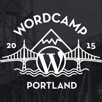 WordCamp PDX Badge 600px